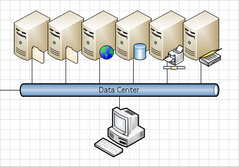 Microsoft Visio 2010 Building Detailed Network Diagrams