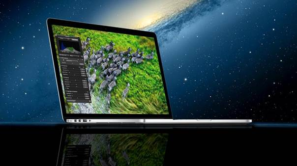 Description: Description: Description: The Retina MacBook Pro's processors are part of Intel's Ivy Bridge processor technology