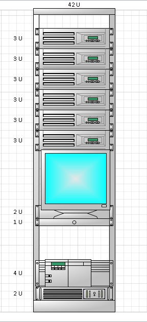 Microsoft visio 2010 adding equipment to rack diagrams important cheapraybanclubmaster Images