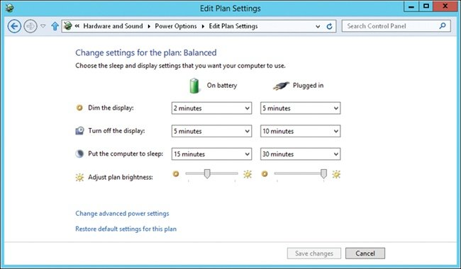 configuring power options Use your ups to gracefully shut down your pc during power outages by brian burgess on  launch powerchute and you can begin configuring your power backup options.