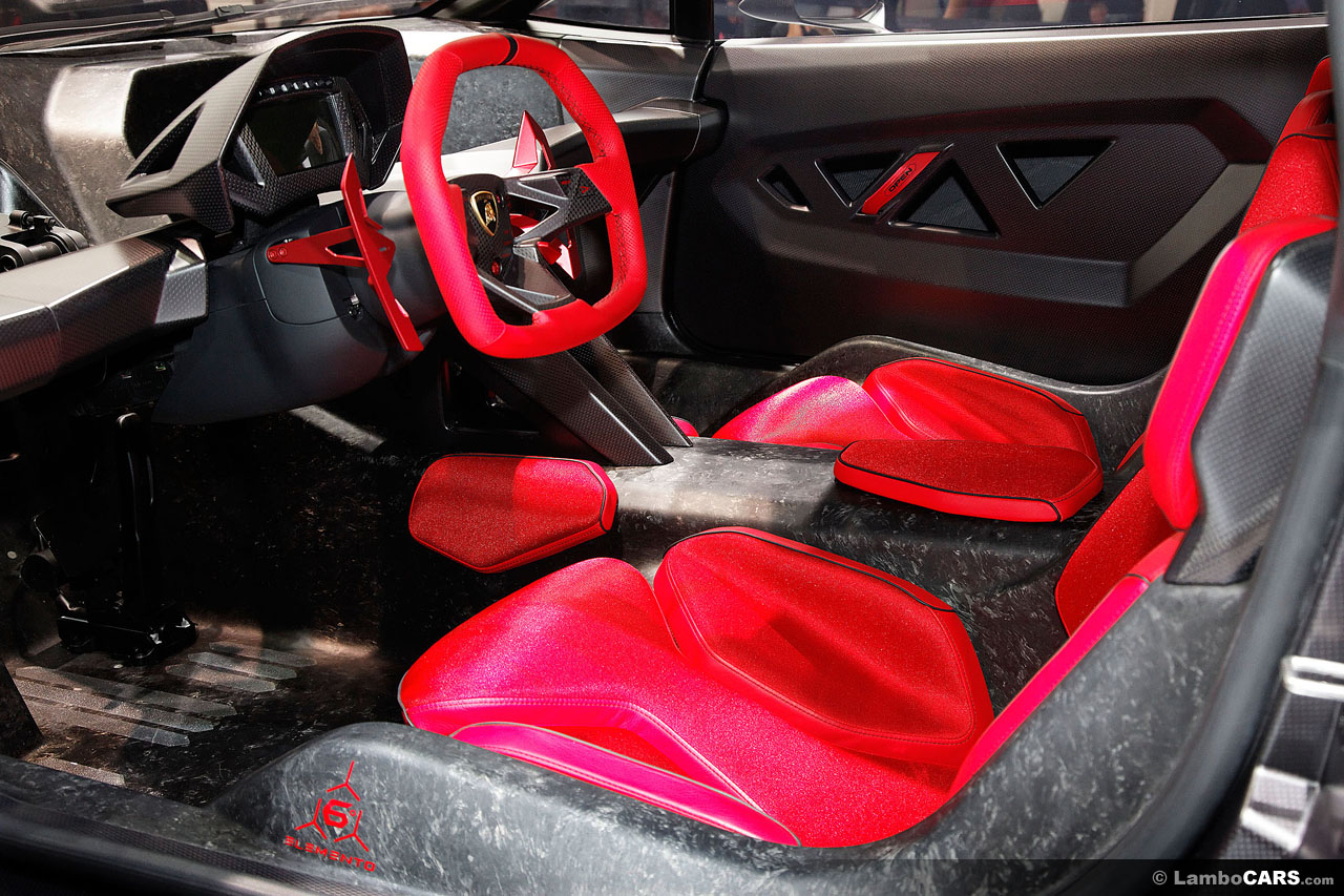 2014 Lamborghini Sesto Elemento Unveiled The News