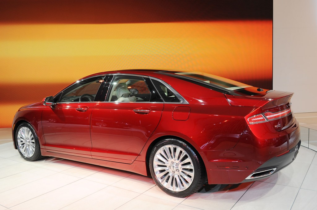 2013 lincoln mkz review and price the news articles. Black Bedroom Furniture Sets. Home Design Ideas