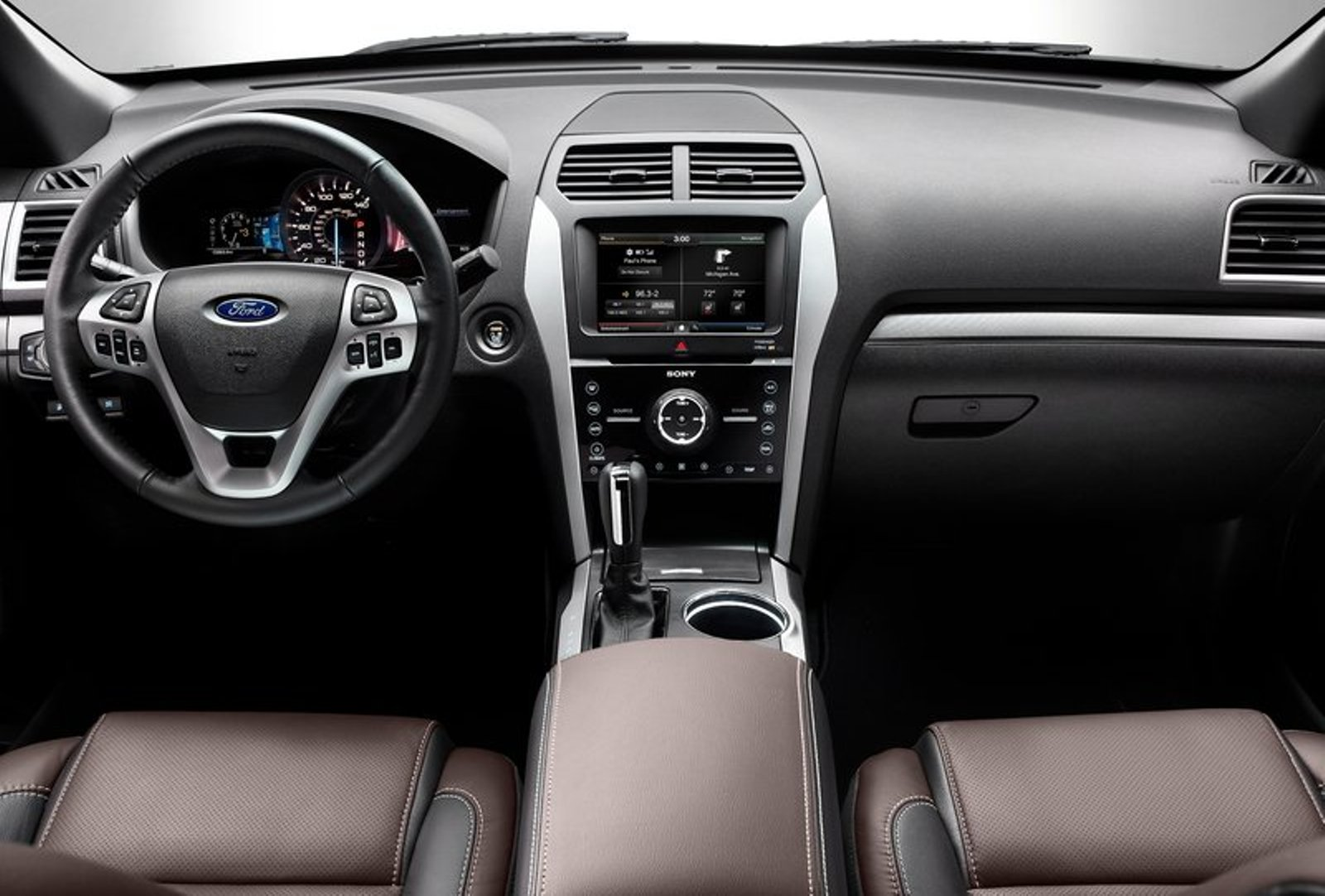 2014 Ford Explorer With Powerful Perform The News Articles Reviews Comments Prices Of Cars