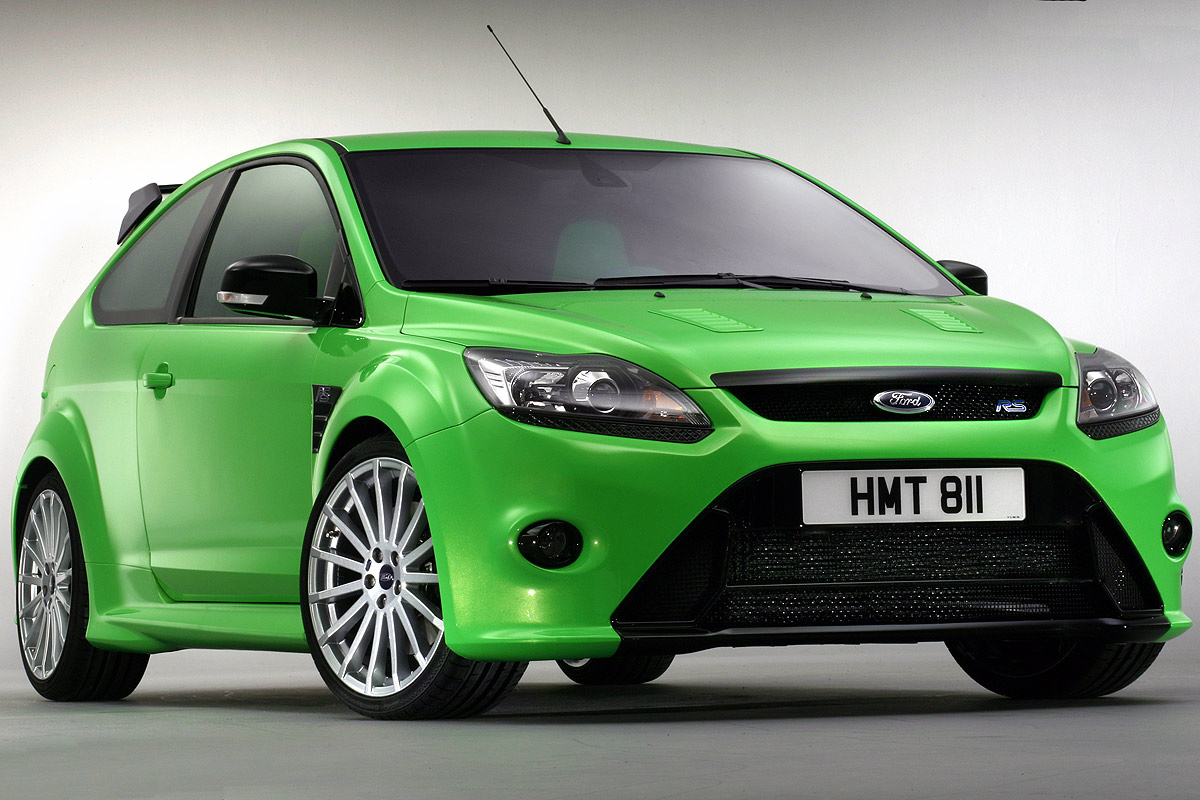 2014 ford focus rs front view