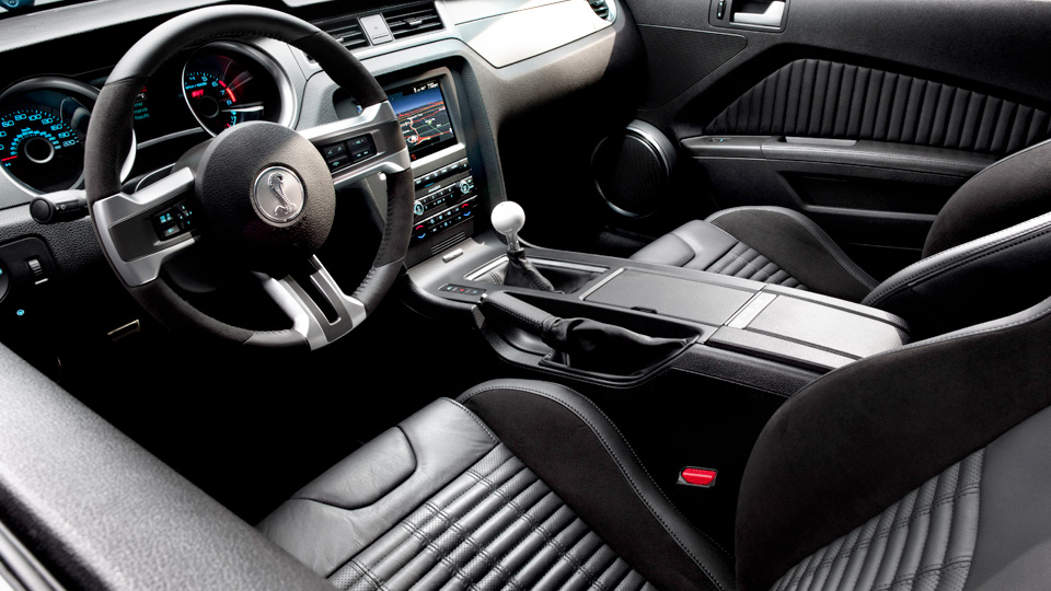 2014 ford mustang shelby gt500 unveiled the news articles reviews ford gt 2014 interior - Ford Gt40 2015 Interior