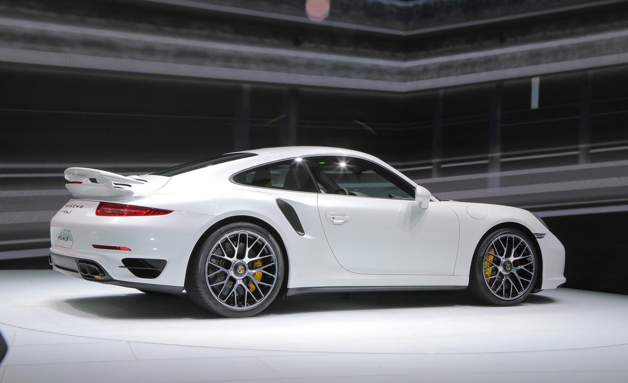 2014 porsche 911 turbo s side design - 911 Porsche 2014 Price