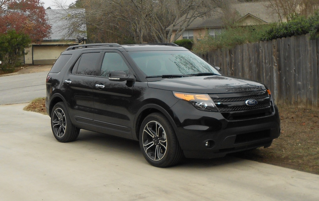 2014 Ford Explorer Price and Specs - The news, articles, reviews