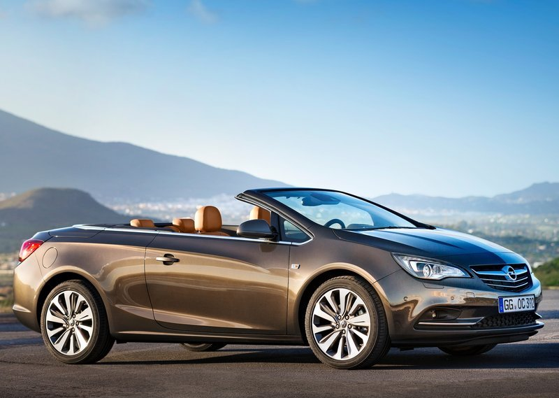 2014 opel cascada cabriolet price and pictures the news for Cascada exterior