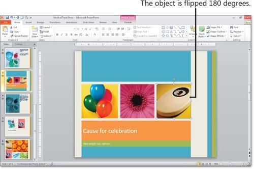 Flip an Object