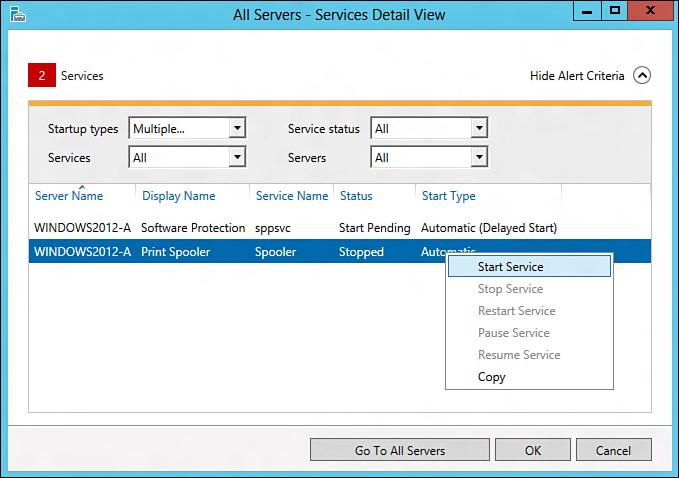 Windows Server 2012 : Performance Monitoring (part 11) - Server