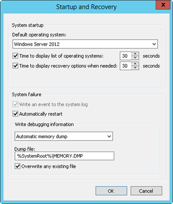 Windows Server 2012 Overview : Boot Configuration (part 2