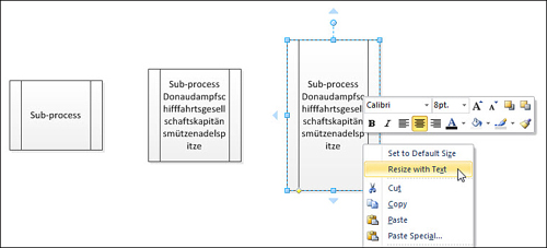 Microsoft Visio 2010 : Tips for Creating Process and