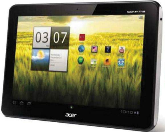 Description: Description: Description: Acer Iconia Tab A200