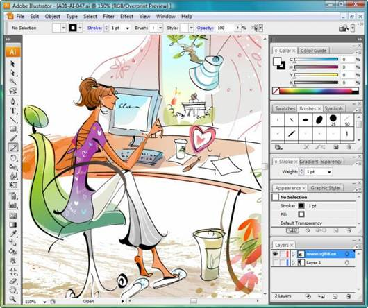 Description: Description: Description: Description:  Adobe Illustrator software