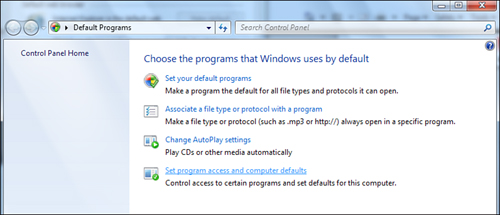 Windows 7 : Using Internet Explorer 8 - Customizing the