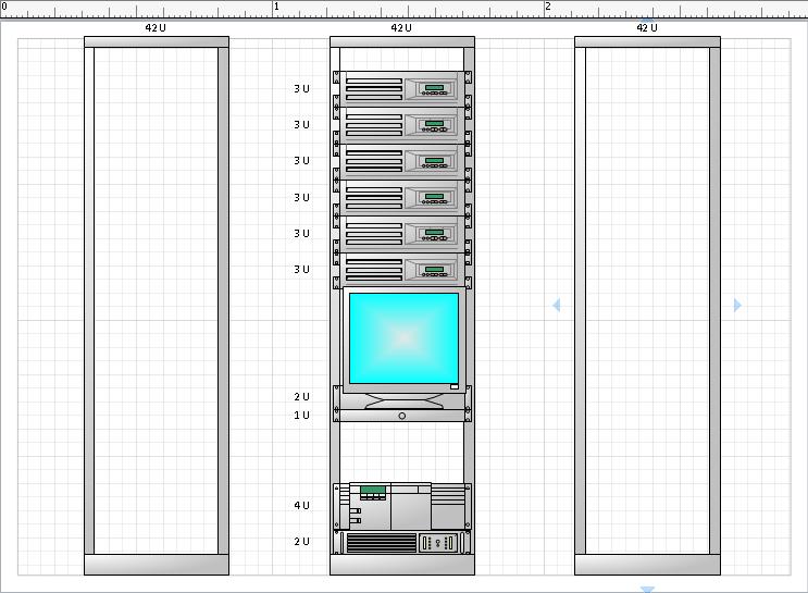 DIAGRAM Microsoft Excel Rack Diagram Template FULL ...