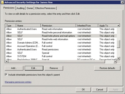 Administering Active Directory Domain Services : Delegation