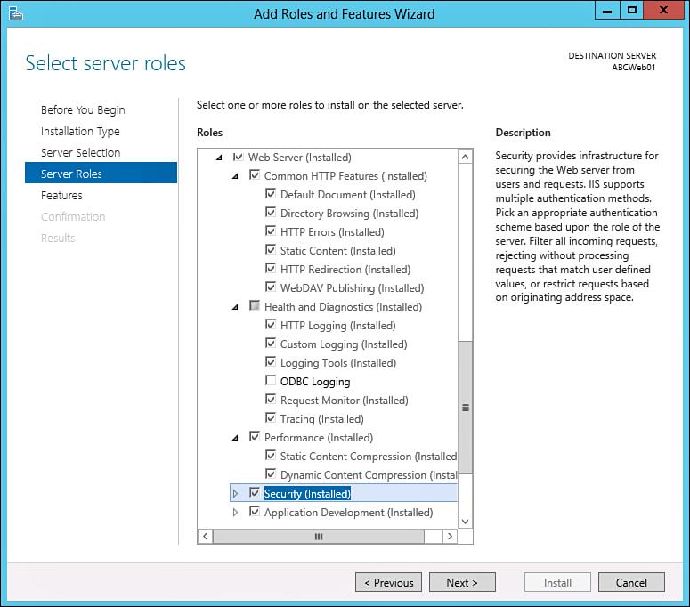 Windows Server 2012 Understanding The Modular Approach To