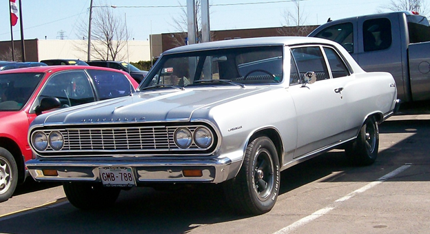 In 1964 Chevy introduced the mid-size Chevelle to fill a gap in its model line-up