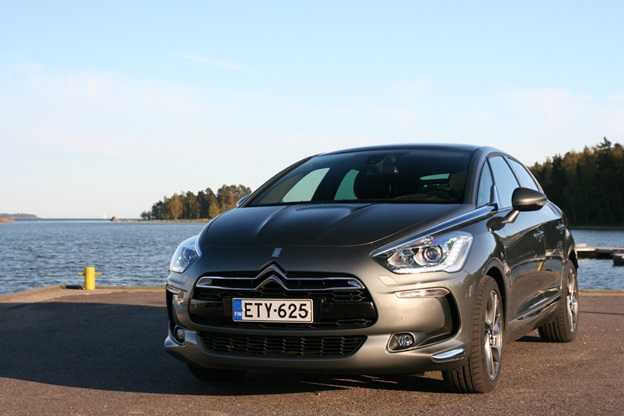 Citroën's style-laden DS models are all about the design