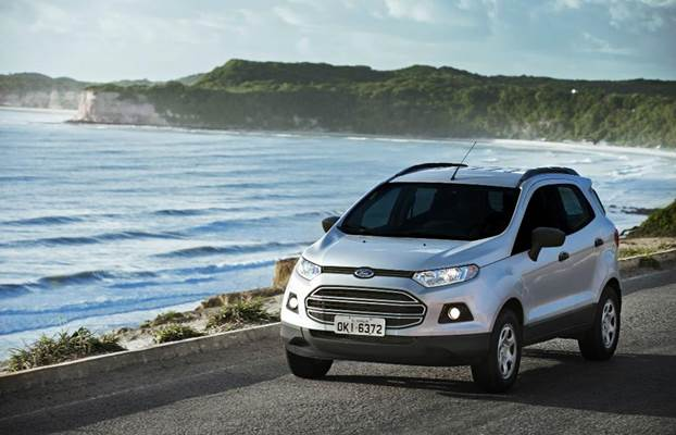 I must say that Ford have hit the nail on the head so far as styling of the EcoSport is concerned