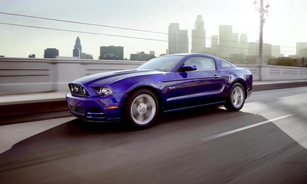 This fifth-generation Mustang felt like a reborn car